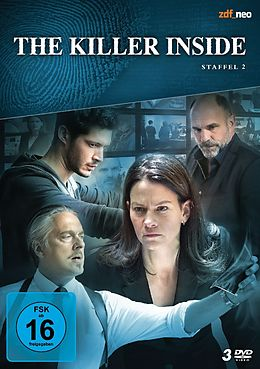 The Killer Inside-Staffel 2 DVD
