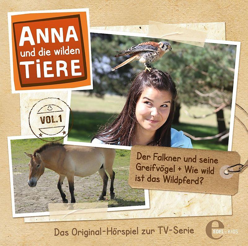 Anna Und Die Wilden Tiere - Greifvögel