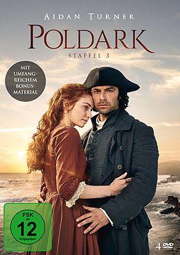 Poldark - Staffel 3 (standart Edition) DVD