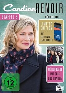 Candice Renoir-Staffel 5 (Limited Edition) DVD