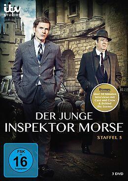 Der junge Inspektor Morse - Staffel 05 DVD