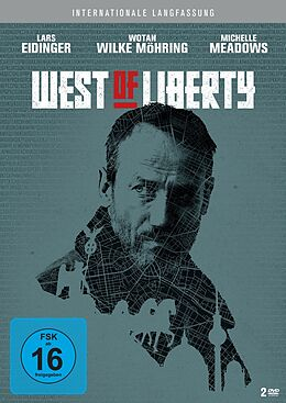 West of Liberty DVD