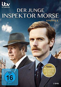 Der junge Inspektor Morse - Staffel 06 DVD