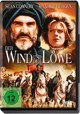 Der Wind und der Löwe DVD