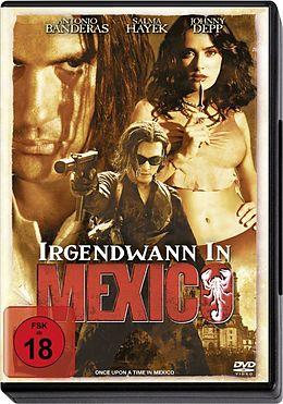 Irgendwann in Mexico DVD