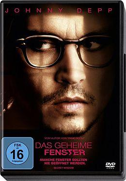Das geheime Fenster DVD