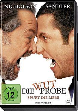 Die Wutprobe - Spürt die Liebe DVD