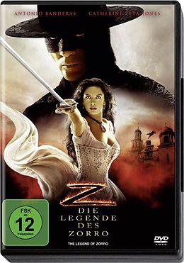 Die Legende des Zorro DVD