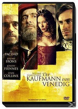 Der Kaufmann von Venedig [Versione tedesca]