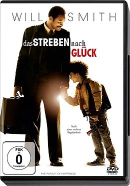 Das Streben nach Glück DVD