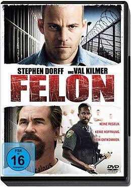 Felon DVD