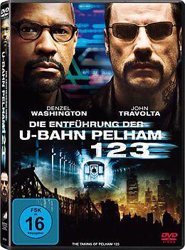 Die Entführung der U-Bahn Pelham 1 2 3 DVD