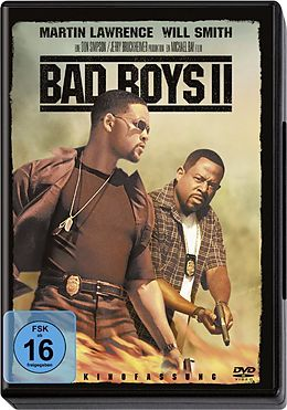Bad Boys II DVD