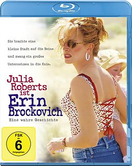 Erin Brockovich Blu-ray