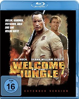 Welcome To The Jungle - BR Blu-ray