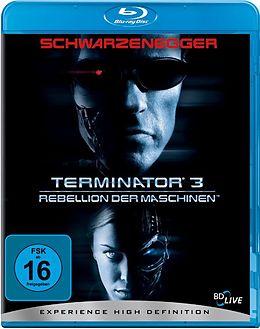 Terminator 3 - Rebellion der Maschinen Blu-ray