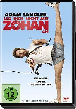 Leg dich nicht mit Zohan an DVD