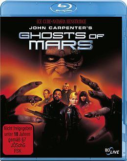 John Carpenter's Ghosts Of Mars Blu-ray