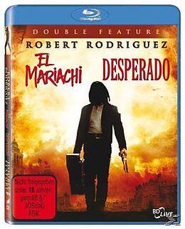 Desperado & El Mariachi Blu-ray