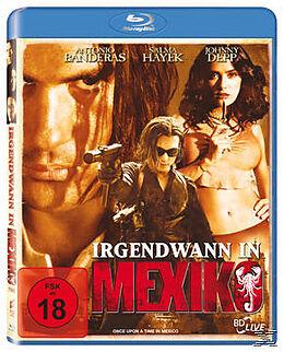 Irgendwann in Mexico Blu-ray