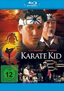 Karate Kid Blu-ray
