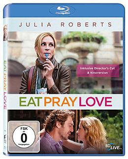 EatPrayLove Blu-ray
