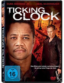 Ticking Clock DVD