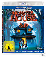 Monster House 3D [Version allemande]