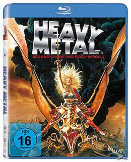Heavy Metal Blu-ray