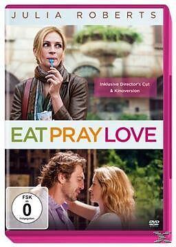 Eat Pray Love DVD