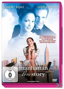 Manhattan Love Story DVD