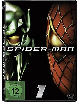 Spider-Man 1 DVD