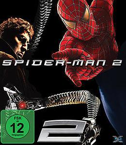Spider-Man 2 - BR Blu-ray