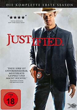 Justified - Season 01 DVD