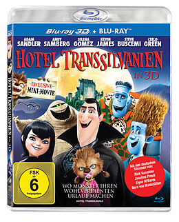 Hotel Transsilvanien Blu-ray 3D