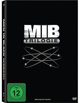 Men in Black Trilogie DVD