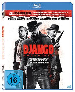 Django Unchained Blu-ray