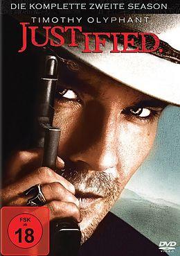 Justified - Season 02 DVD