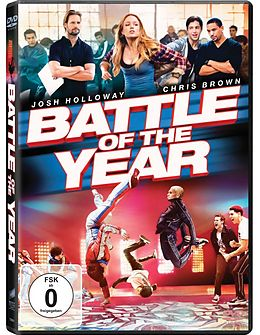 Battle of the Year DVD