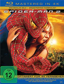 Spider-Man 2 - 4K Mastered Blu-ray
