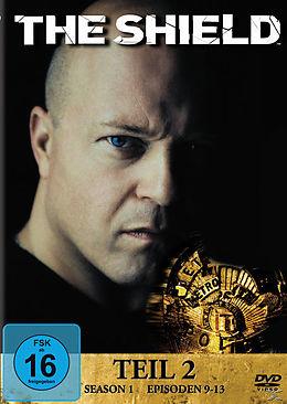 The Shield - Season 1 / Vol. 2 DVD