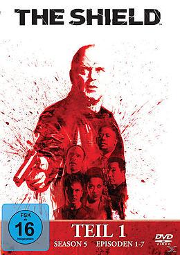 The Shield - Season 5 / Vol. 1 DVD