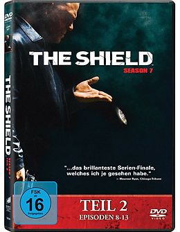 The Shield - Season 7 / Vol. 2 DVD