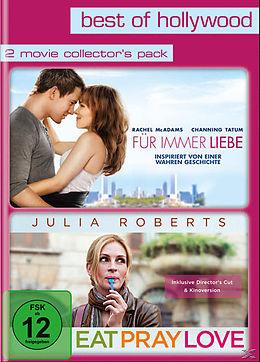 Für immer Liebe & Eat Pray Love DVD