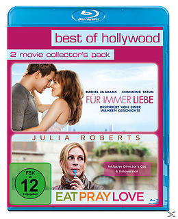 BoH - Pack 68 - (Für immer Liebe / EatPrayLove) Blu-ray