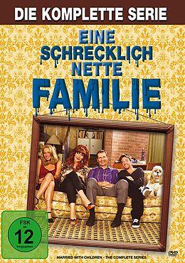 Eine schrecklich nette Familie DVD