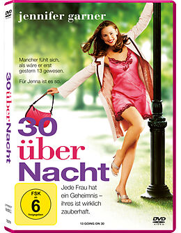 30 über Nacht DVD