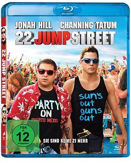 22 Jump Street - BR Blu-ray