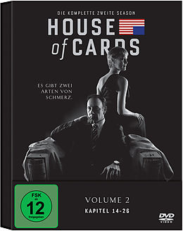 House of Cards - Staffel 02 DVD