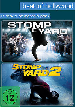 Stomp The Yard & Stomp the Yard 2 DVD